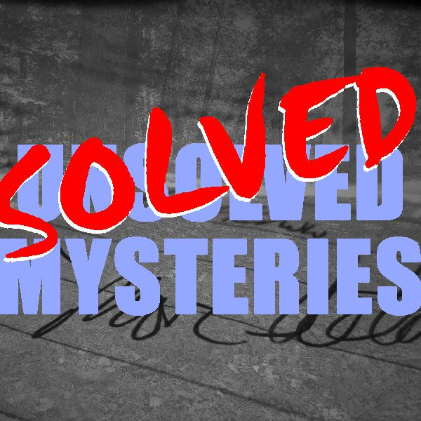 SOLVED/Unsolved Mysteries: Episode 1