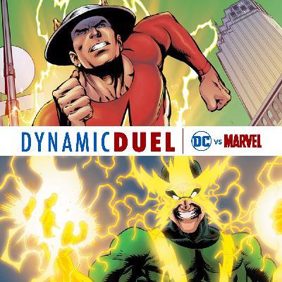 Flash (Jay Garrick) vs Electro