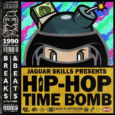 Jaguar Skills Hip-Hop Time Bomb : 1990 (Instrumental)