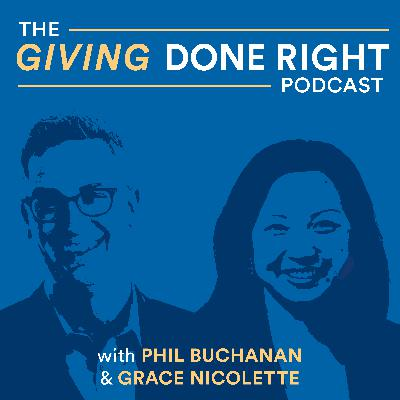Introducing: The Giving Done Right Podcast
