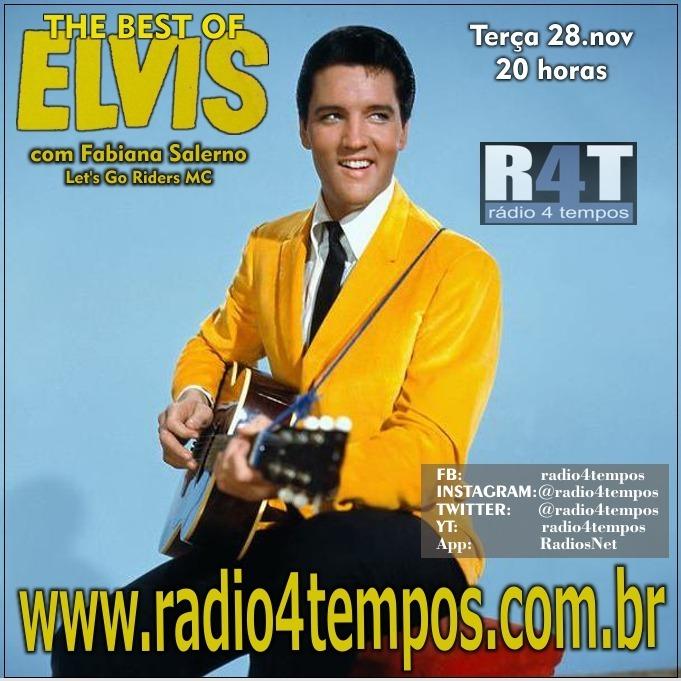 Rádio 4 Tempos - The Best of Elvis 90:Rádio 4 Tempos