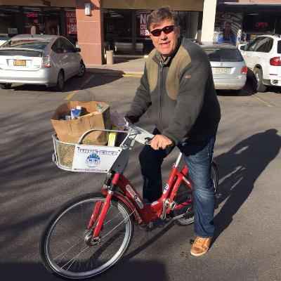 Shared Paths Boulder w/ Graham Hill