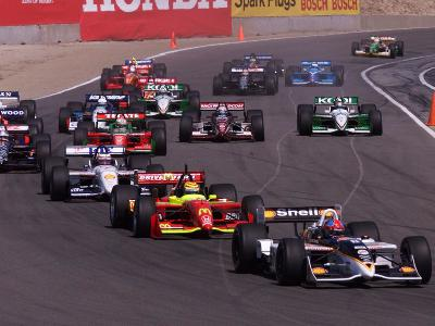 Previewing IndyCar's Return to Laguna Seca