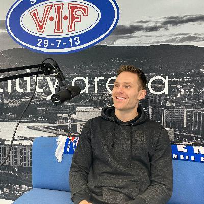 Enga på pod 64: Avskjed med Matthias Vilhjalmsson