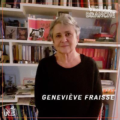 Geneviève Fraisse, philosophe de la pensée féministe