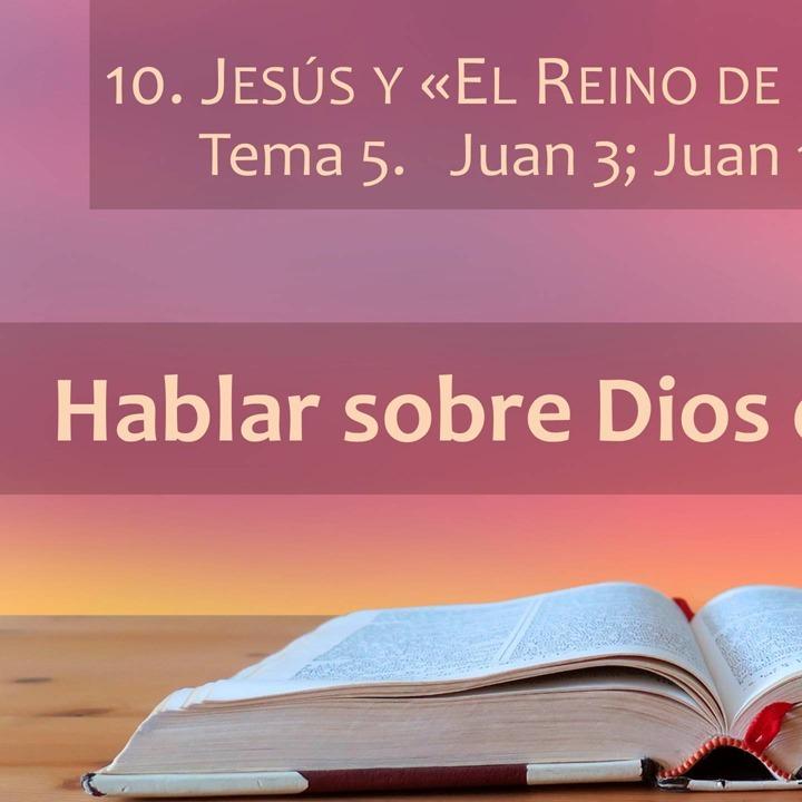 Juan 3,1-21; 18,28-19,16 | El reino de Dios (5)