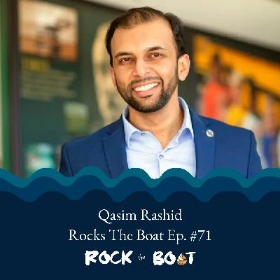 71 | Virginia Dem Congressional Candidate: Qasim Rashid (with Model Majority Pod)