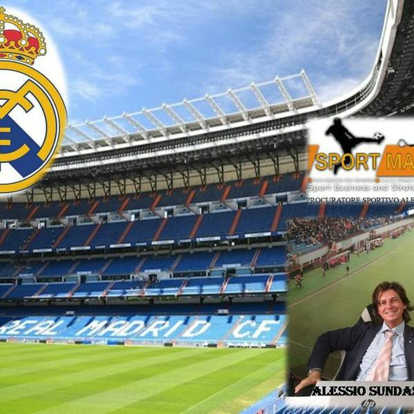 Alessio Sundas, arriva l'accordo con il Real Madrid
