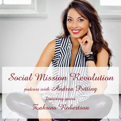 Zahrina Robertson - Art on Purpose