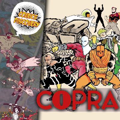 Comicsdiscovery S06E02: Copra