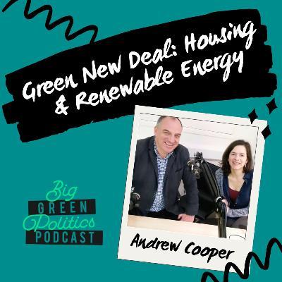 Green New Deal: Housing & Renewable Energy