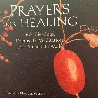 Prayers for Healing; W.E.B Du Bois