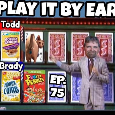Episode 75: Cereal National Tournament, Round of 16; One Has to Go; Card Sharks