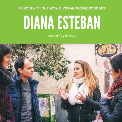 # 13 | Madrid Vegan Tours | Diana Esteban