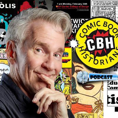 Michael Dooley, Professor of Comics with Alex Grand & Jim Thompson