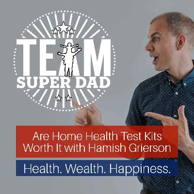 Are Home Health Test Kits Worth It with Hamish Grierson of Thriva