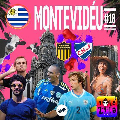 Montevidéu: uma briga feia na terra e um cometa lindo no céu