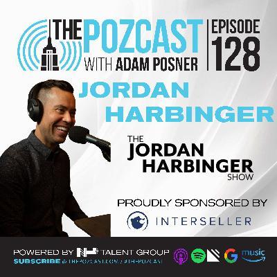 Jordan Harbinger: Master Storyteller and Top Podcast Host Distilling Untapped Wisdom from the World's Top Humans