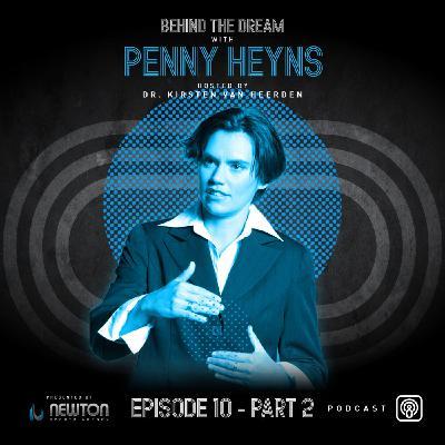 Episode #10 - Part 2: Olympic legend Penny Heyns talks about finding new identity, meaning and purpose in life after swimming