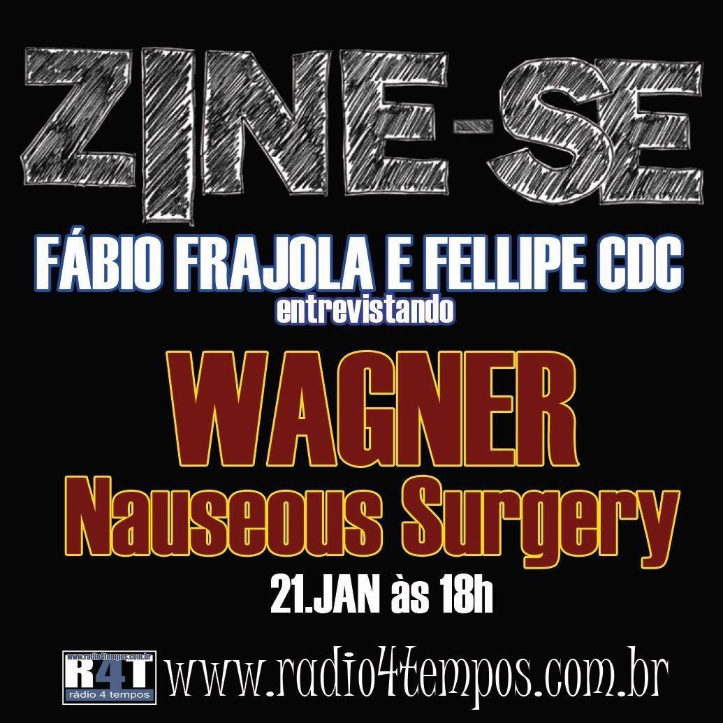 Rádio 4 Tempos - Zine-se 37