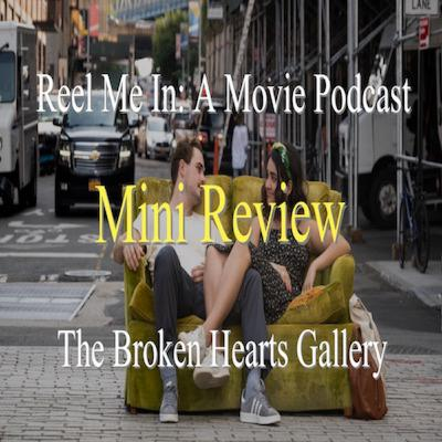 Mini Review: The Broken Hearts Gallery