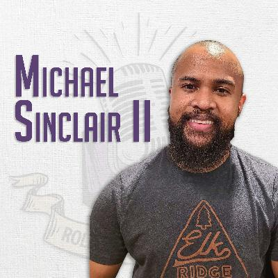 Michael Sinclair II is an ACTOR!