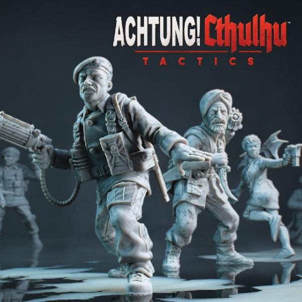 Episode 2: Achtung! Cthulhu Tactics - The Function Call of Cthulhu
