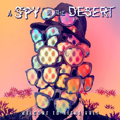 A Spy in the Desert, Excerpt 2