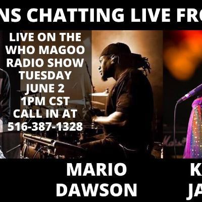 6/2/20 - Interview w/ Joe Flip, Mario Dawson, Kalliah Jackson - Minneapolis