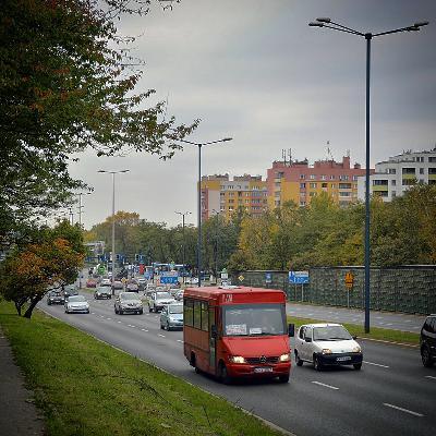 #97: Komunikacja podmiejska w Krakowie