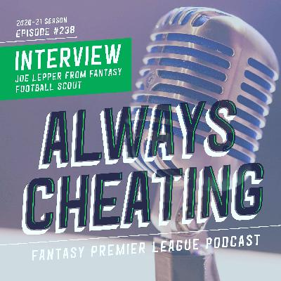 Interview with Joe Lepper of Fantasy Football Scout