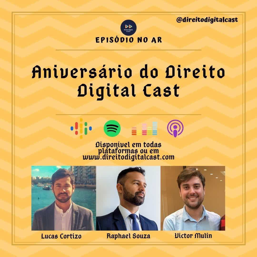 #63 Aniversário do Direito Digital Cast