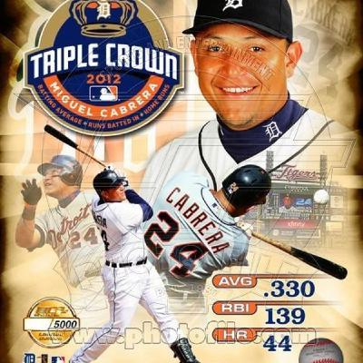 Ep 14 - History of the MLB Triple Crown Winners - a ticket to Cooperstown...Almost