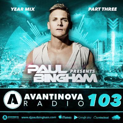 103 - PAUL BINGHAM - AVANTINOVA RADIO