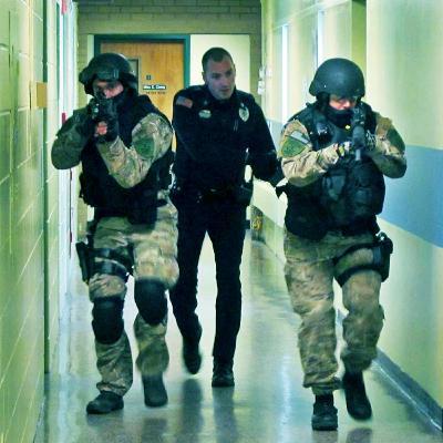 School Lockdown Horror Story | Framed