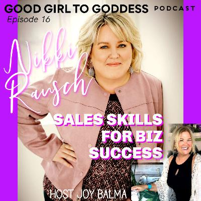 Sales Skills For Biz Success