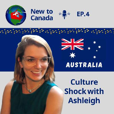 Culture Shock | Ashleigh from Australia