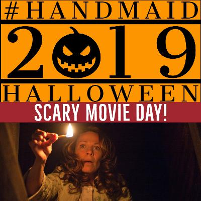Mayday's Scary Movie Day Podcast!