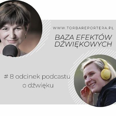 #8 Podcast o dźwięku -Baza Efektów Dźwiękowych- Cz1
