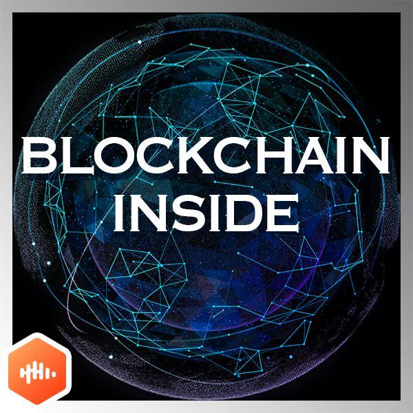 Christian Kameir with Blockchain Inside