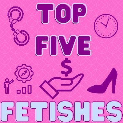 /190/ Top 5 Fetishes ft. Elena Louisa Lange