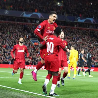 Liverpool joga o melhor futebol do mundo hoje?