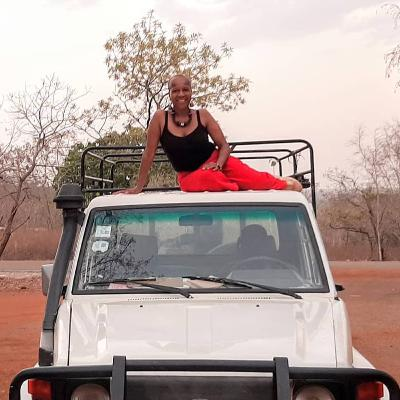 39. Mbeke Waseme - How to live abroad successfully