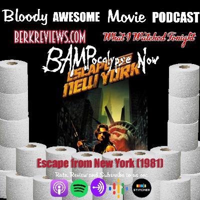 BAMPocalypse Now - Escape from New York (1981)