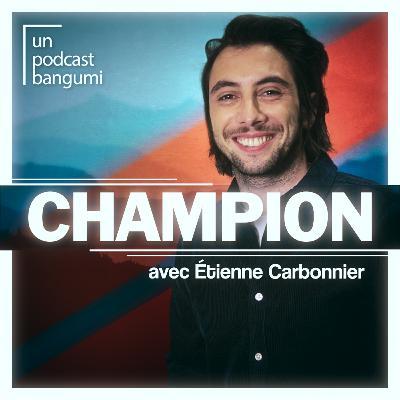 Champion épisode 1 avec Martin Fourcade