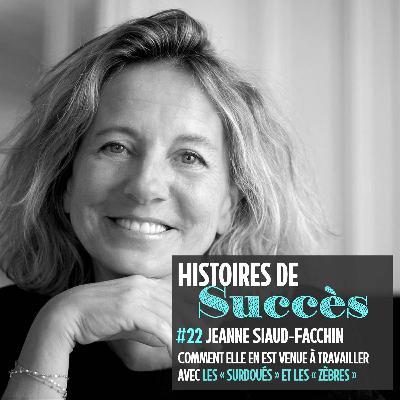 """Jeanne Siaud-Facchin, la psy des """"zèbres"""" (mais pas que)"""