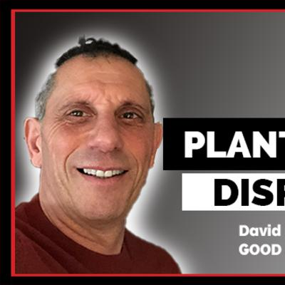 Ep. 180 Lead Authentically || David Israel, Founder and Co-CEO of Good PLANeT Foods
