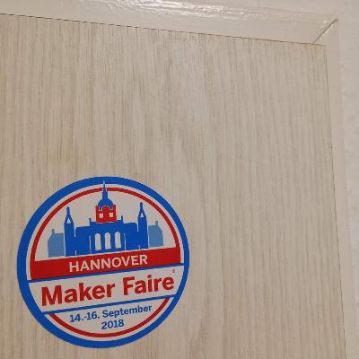 WRP #10: …auf der Maker Faire '18