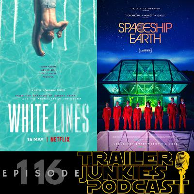 The Last Narc, White Lines, & Spaceship Earth