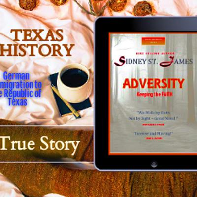 Episode 001: The Making of Adversity - Keeping the Faith by Sidney St. James